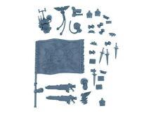 Astra Militarum Tempestus Scions - Accessoires und Kommando Upgrade Set