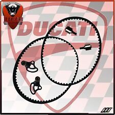 DUCATI HYPERMOTARD 1100 Timing drive belts and tensioners set OEM