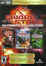 SWORD OF THE STARS: ULTIMATE COLLECTION - PC GAME *** Brand New & Sealed ***