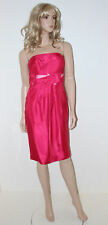 New HOLLY WILLOUGHBY Pink Evening Prom Dress Size 10 Ladies Party Frock