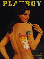Playboy March 1968 | Michelle Hamilton   #3566 +