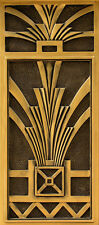 Artdeco Door STICKER entrance decole mural poster 30x79