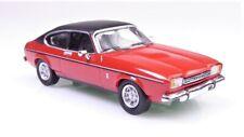H0 BREKINA PCX87 Ford Capri MK II Coupé rot matt schw Premium ClassiXXs # 870069