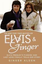 ELVIS AND GINGER [9780425266342] - GINGER ALDEN (PAPERBACK) NEW
