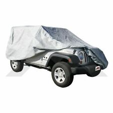 Jeep Wrangler JK Full Car Cover 2 Dr 2007-2017 Rough Trail FC10209