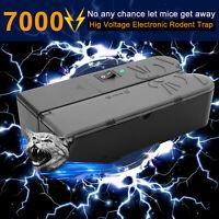 Mouse Trap Electronic Mice Rodent Killer Rat Pest Control Electric Zapper UK EU