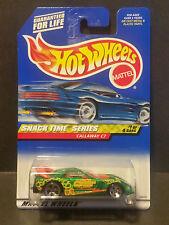 2000 Hot Wheels #13 - Snack Time Series 1/4 : Callaway C7 - 26012