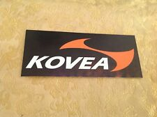 KOVEA HUNTING HIKING CAMPING STOVE STICKER FORD TOYOTA 4x4 HOLDEN 4WD HONDA KTM