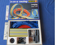 FALLER AMS 4755 Looping Boxed 4 Sander and Rear Tyres