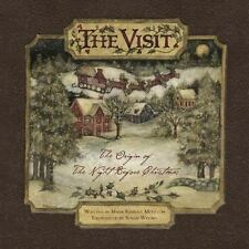 """The Visit: The Origin of """"The Night Before Christmas""""-ExLibrary"""