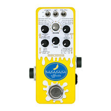 Bananana Effects Abracadabra Reverb Pedal