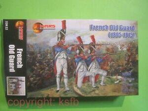 1/32 MARS 32022 Napoleon Frankreich französische alte Garde french old Guards