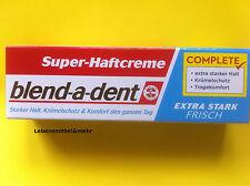 3x blend-a-dent Super-Haftcreme extra-stark Frisch 47g   (100g/8,15€)