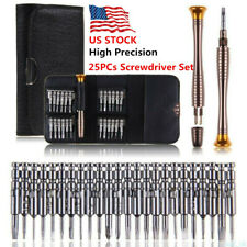 25PCs/Set Small Mini Repair Precision Screwdriver Set Torx Tool Kit Multi-use