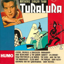 CD – TuraLura (Will Tura - Noordkaap, Bart Peeters, Scabs, Dani Klein ...)