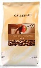 MILK CHOCOLATE FOUNTAIN EASY MELT FONDUE CHOCOLATE - NO OIL NEEDED!