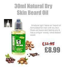 Dry Skin Beard Oil 30ml      JAYSBEARDS      Same day 1st class post*