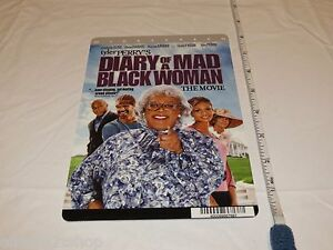 Diary of a Mad black Women RARE movie mini POSTER collector backer card 8 x 5.5