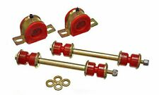 Front Sway Bar Bushing Set 32MM Red ENERGY SUSPENSION 3.5214R