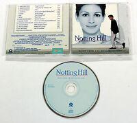 Various Artists NOTTING HILL 1999 Island Del Prado CD SOUNDTRACK MOVIE OST