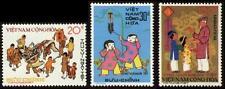 South Vietnam January 26-1975 Vietnamese Lunar New Year 506-508 MNH