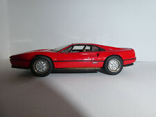 FERRARI 328  ROUGE /  RECORD MADE IN FRANCE   1/43