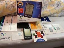 Handspring Visor Palm Pilot 1000E W/ Box, instructions, & Cd