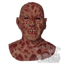 Famosa Halloween MOVIE PERSONAGGIO Burn viso corpo con petto LATTICE PARTY Prop MASK