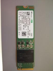 Disque dur SSD - SK hynix- sata 256gb - 0WX4N (windows 10 pré installé)
