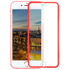 Red 3D Curved Full Cover Tempered Glass Film Screen Protector for iPhone 7 4.7''
