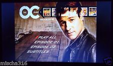 The OC Season 4 OBI (Japanese & English) 8 DISC SET Region 1 ~ WORKS ~