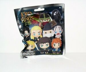 THE LORD OF THE RINGS FIGURAL BAG CLIP RANDOM BLIND BAG PACK
