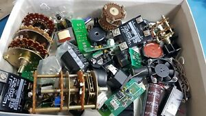 Various Electronic Components And Parts