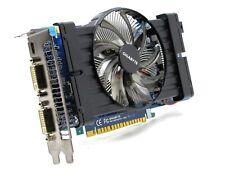 Gigabyte GeForce GTX 550 Ti OC, 1GB GDDR5, 2x DVI, Mini HDMI PCI-E   #28899