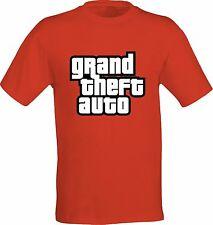 T-shirt Personalizzata GTA Grand Theft Auto
