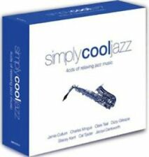 Various - Simply Cool Jazz Cd4 Union Squa