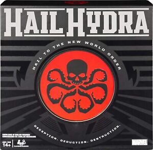Marvel Hail Hydra Board Game Spin Master Red Skull Avengers WHOLESALE QTY X 13