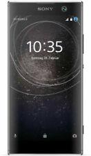 Téléphones mobiles noirs Sony Ericsson avec android
