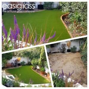 FAKE ASTRO ARTIFICIAL GRASS LAWN OFF CUT Chelsea 03/21 no8 0.9 x 4.5 m = 4.05m2