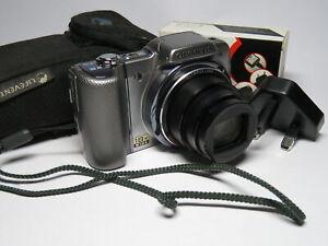 Olympus SZ-10 14MP 18x Super Zoom 3D HD Super Compact Digital Bridge Camera