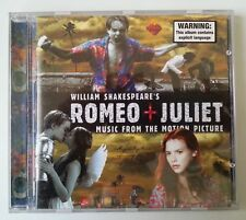 VARIOUS ARTISTS 'Romeo + Juliet' CD album 1996 1990s soundtrack
