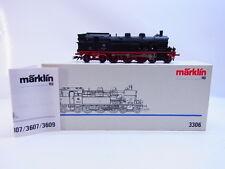 LOT 52963 | Schöne Märklin H0 3306 Tenderlok BR 78 der DB digital in OVP