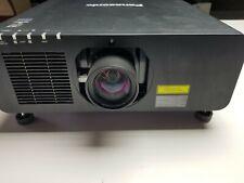 PANASONIC  PT-RW620B WXGA DLP PROJECTOR 6200 LUMENS, Model PT-RW620