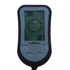 Multifunction Digital Altimeter Compass Thermometer Weather Forecast Barome K9M9