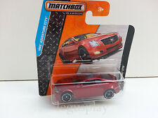 Matchbox Diecast 1/64 BFJ73-0818 Cadillac CTS - MBX Adventure City