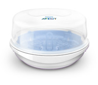 Philips Avent Microwave Steam Steriliser BPA Free SCF281/02