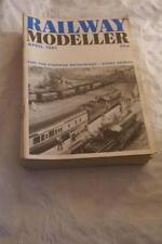 Railway Modeller Rail April Transportation Magazines