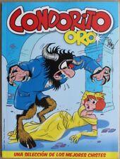 Chile 2017 #279 Comic Condorito Oro La Bella y la Bestia