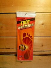 New Pair of Grabber Foot Warmers 5+ Hours Item No. FWMLES - Swanky Barn