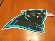 CAROLINA PANTHERS PATCH ABOUT 8.5 INCHES SWEET LOOKING
